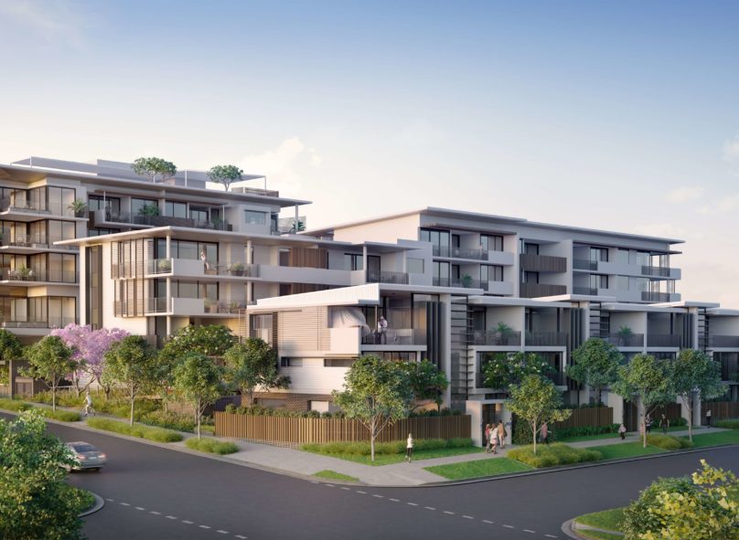 Image of 'ENCLAVE' APARTMENTS, RETAIL & OFFICE SPACE, WYNNUM