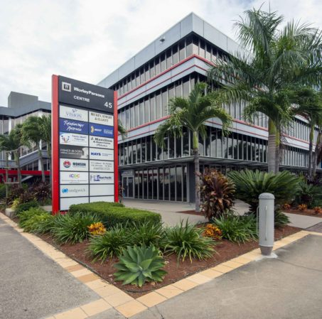 WORLEY PARSONS CENTRE, 45 VICTORIA ST, MACKAY