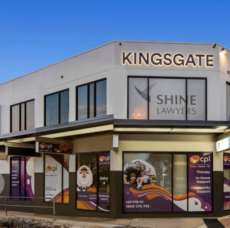 KINGSGATE CENTRE 42-44 KING STREET