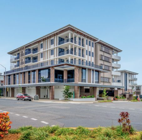 66 BAY TCE, WYNNUM 'ENCLAVE' RETAIL & OFFICE SPACE