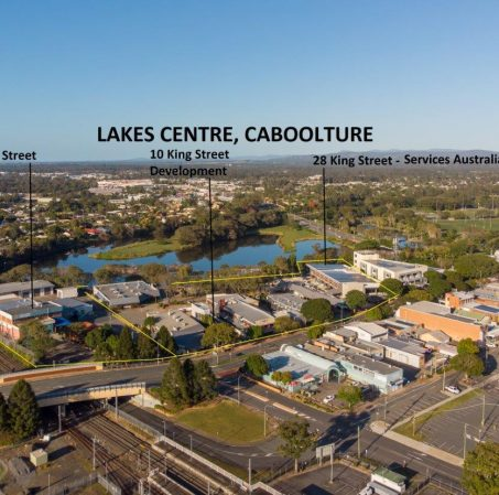 LAKES CENTRE, 2 KING ST, CABOOLTURE